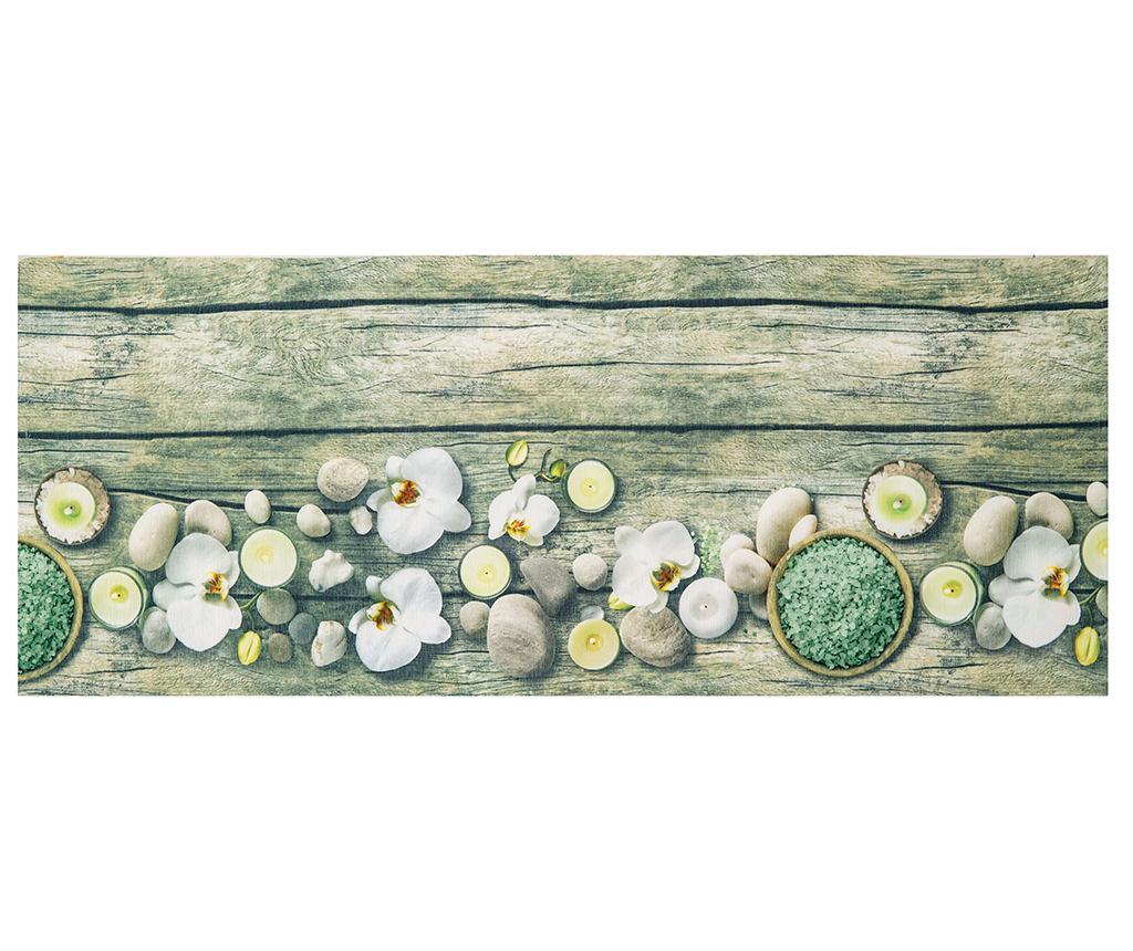 Covor Orchidea 58x190 cm - Webtappeti, Multicolor poza noua