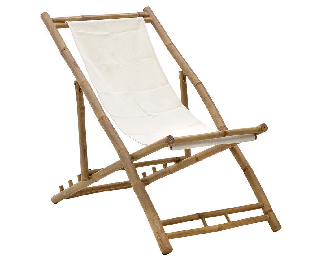 Scaun pliabil pentru exterior Relax Canvas imagine