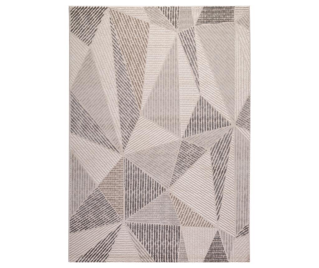 Covor Bolero Triangle Silver 120x170 Cm