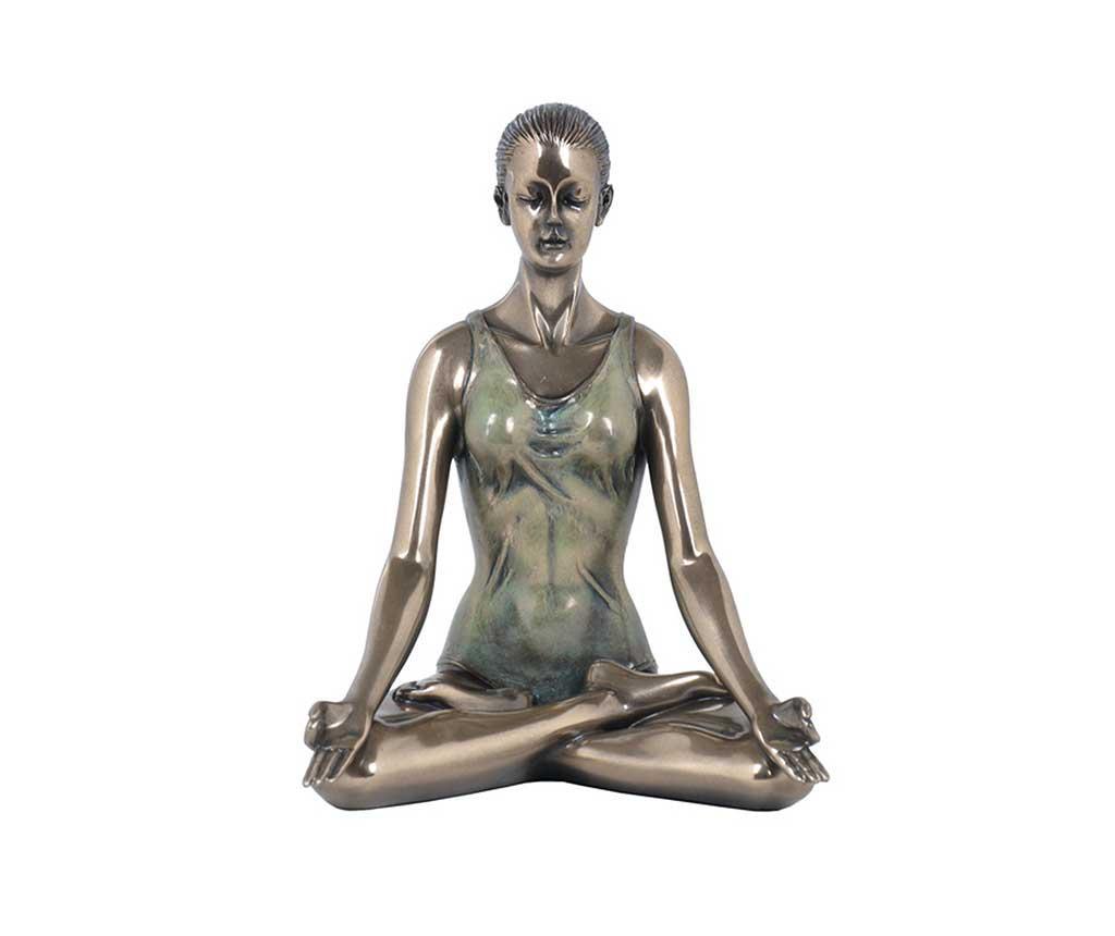 Decoratiune Yoga Lotus Pose