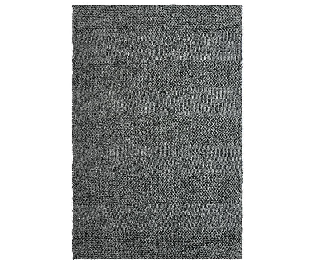 Covor My Dakota Charlton 80x150 cm - Obsession, Gri & Argintiu