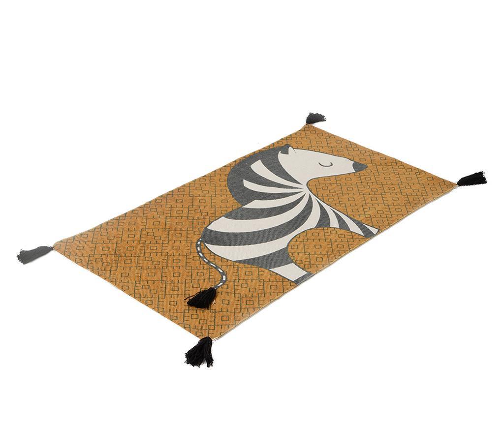 Covor pentru copii Zebra 80x120 cm