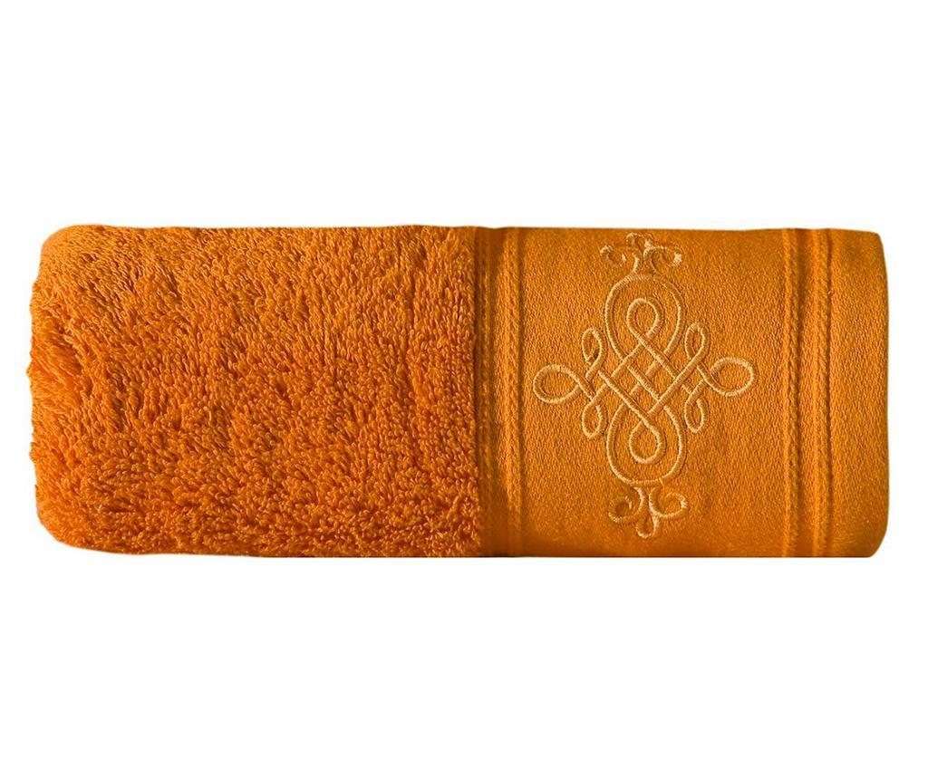 Prosop de baie Klas Orange 70x140 cm - Eurofirany, Portocaliu