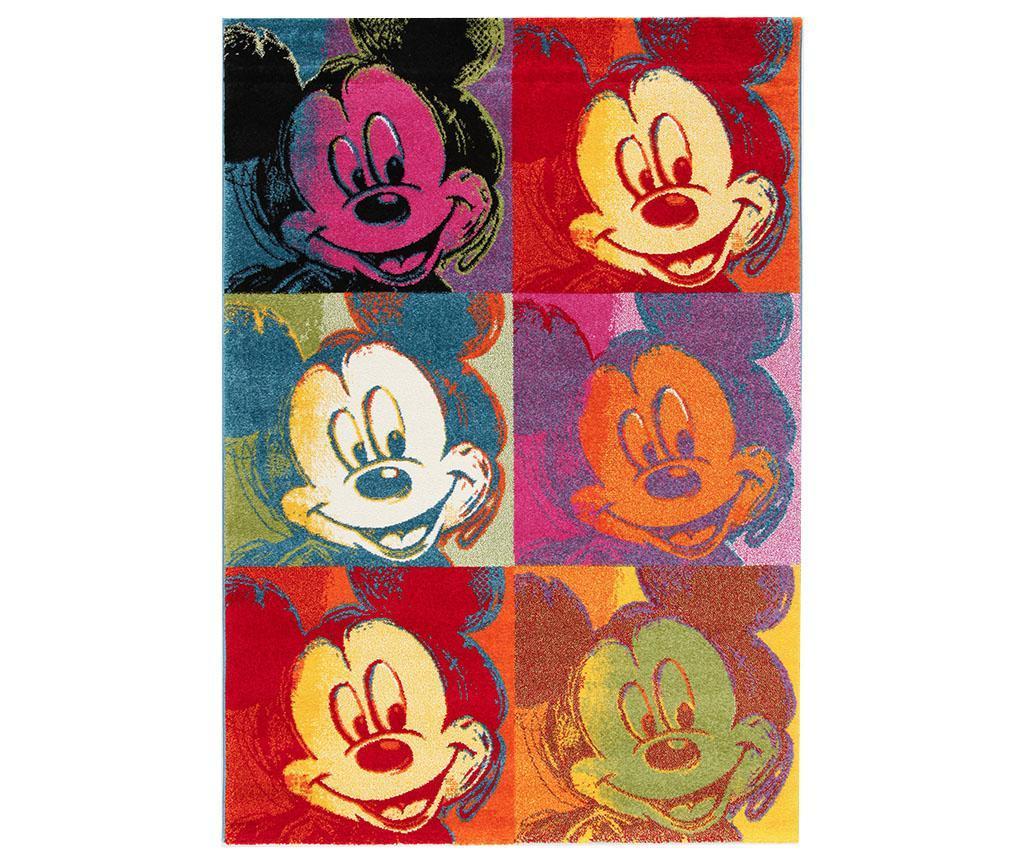 Covor Disney Mickey Pop Art Patch 100x150 cm vivre.ro