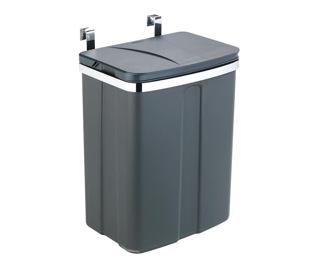 Cos de gunoi cu capac Aron 12 L imagine