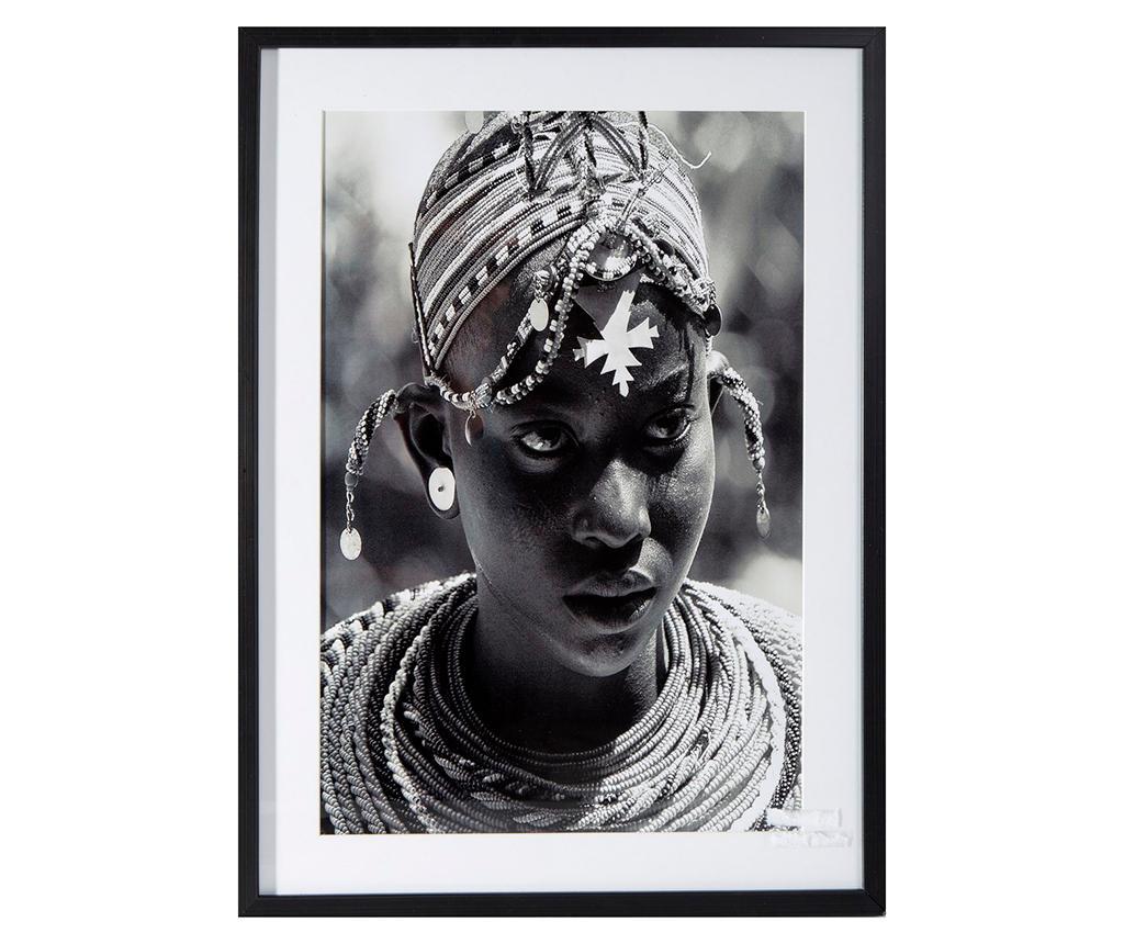 Tablou Africa 50x70 cm imagine