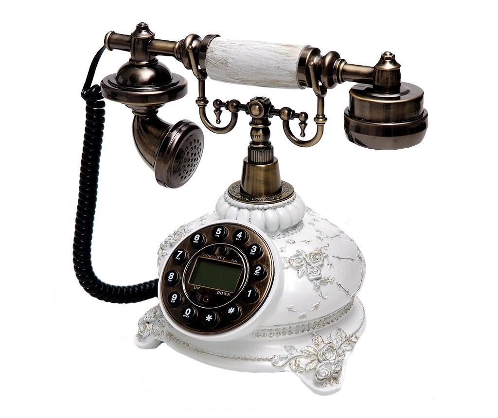 Imagine Telefon Fix Flora White