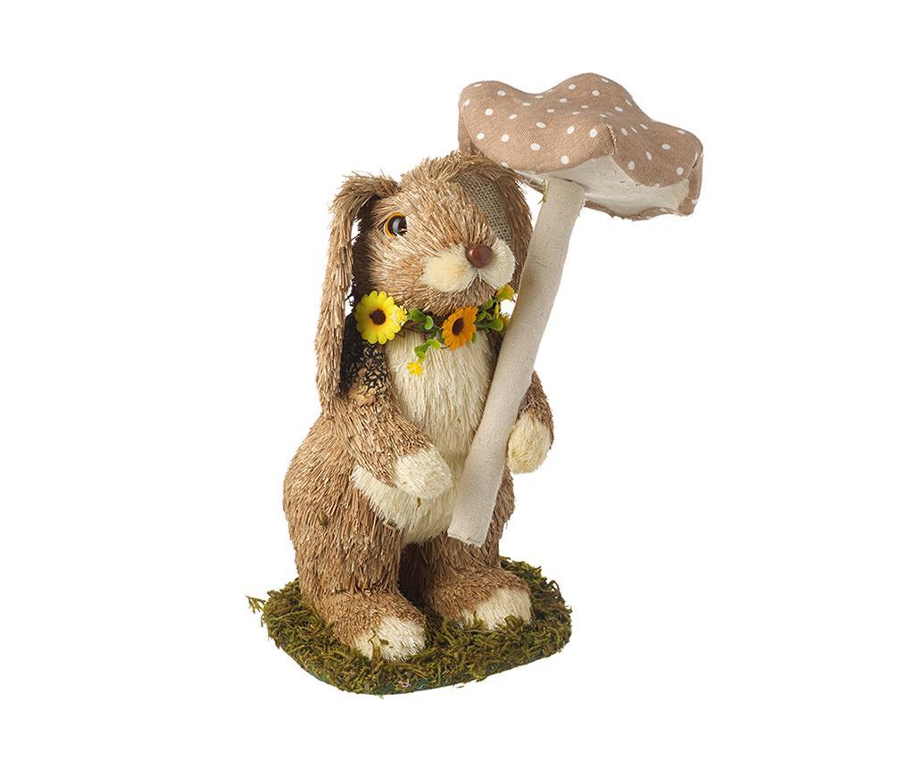 Decoratiune Rabbit Mushroom Plus imagine