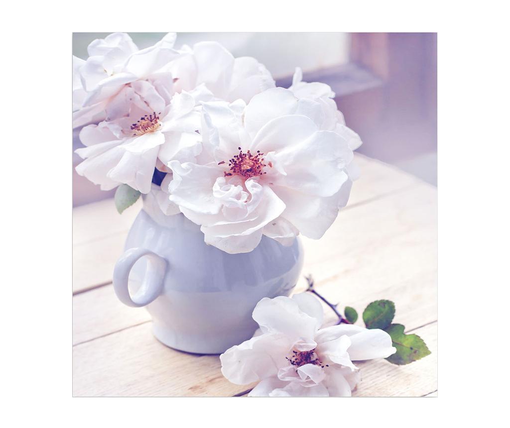 Tablou Blossom 30x30 cm imagine
