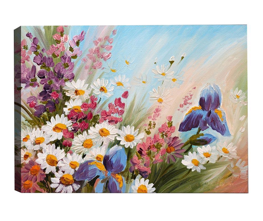 Tablou Spring 40x60 cm - Tablo Center, Multicolor imagine