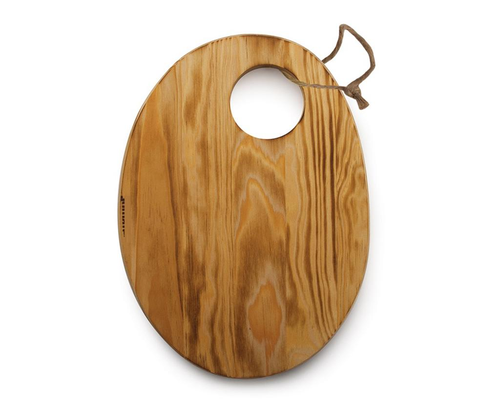 Tocator Wood Oval imagine