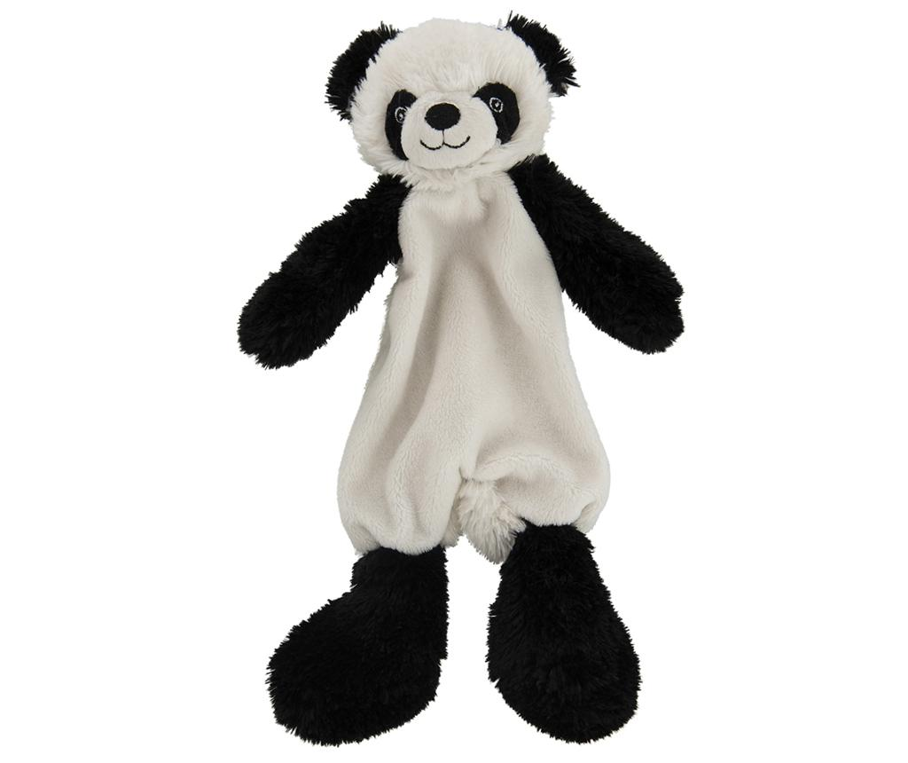 Jucarie Panda - J-line, Alb,Negru poza