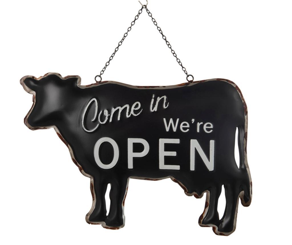 Decoratiune de perete Open Closed - J-line poza