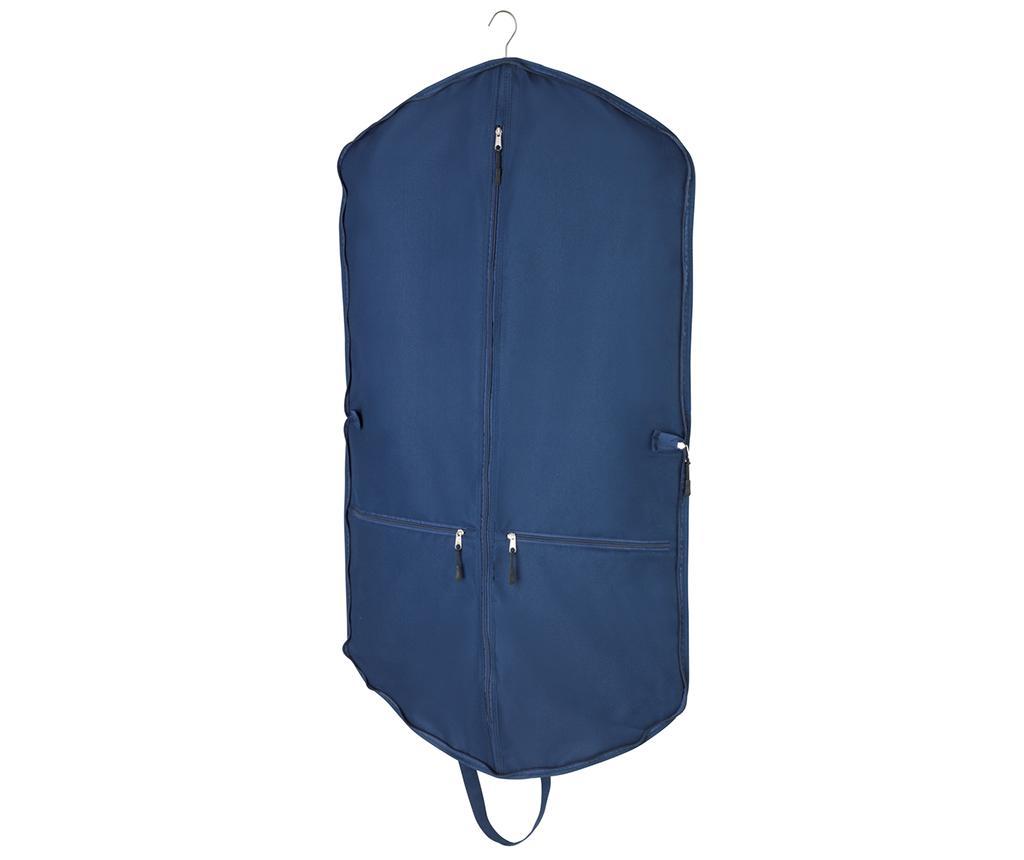 Husa pentru haine Business Two - Wenko, Albastru