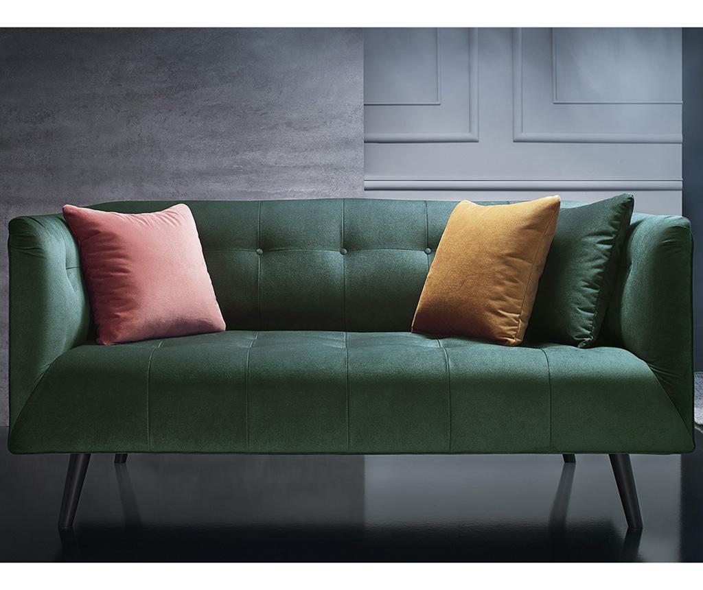 Canapea 3 locuri Paris Green vivre.ro