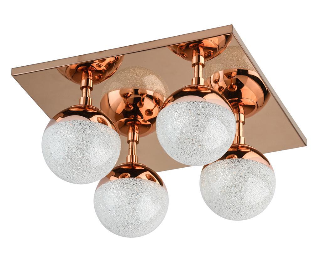 Plafoniera Techno Glam Copper