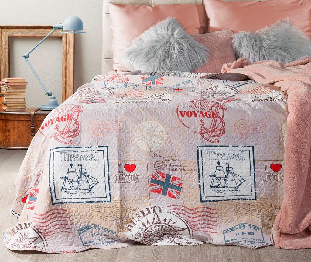 Cuvertura matlasata Londyn 170x210 cm - Eurofirany, Multicolor poza