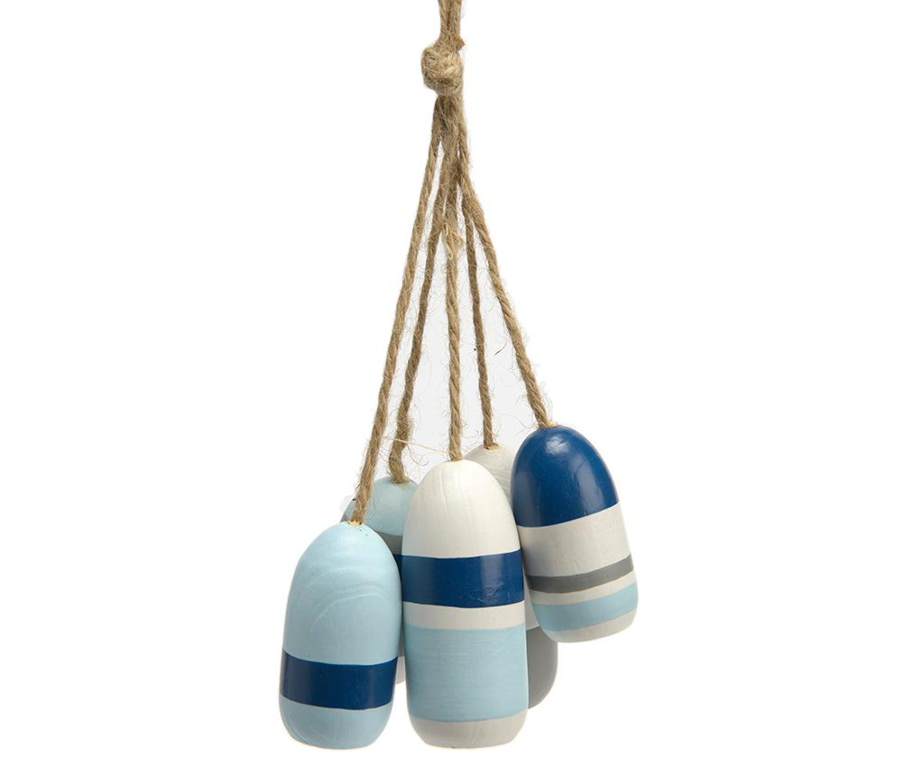 Decoratiune suspendabila Floats Blue