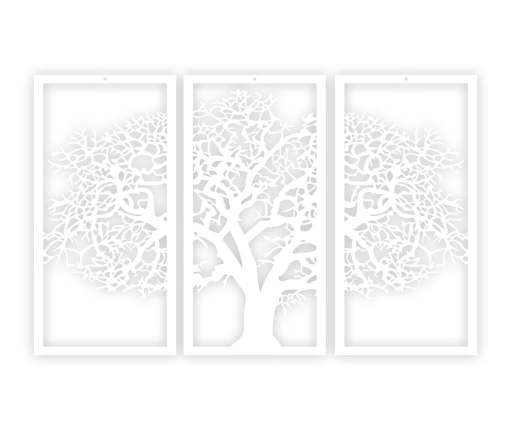 Decoratiune de perete White tree vivre.ro