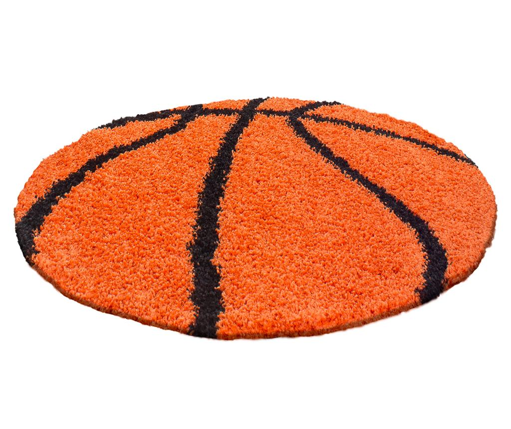 Covor Fun Round Orange 120 cm