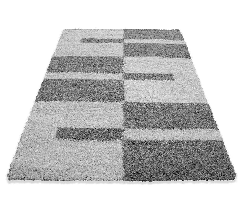 Covor Gala Light Grey 80x150 cm - Ayyildiz Carpet, Gri & Argintiu vivre.ro