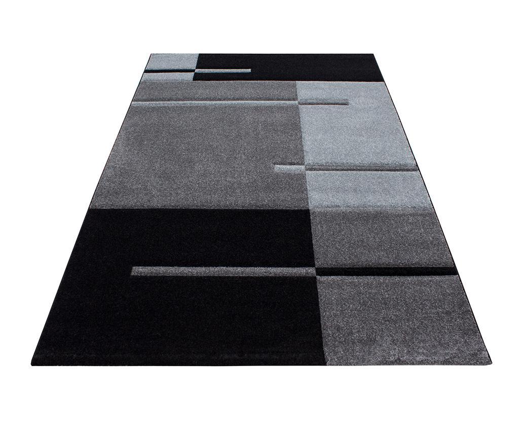 Covor Hawaii Kalen Grey 200x290 cm