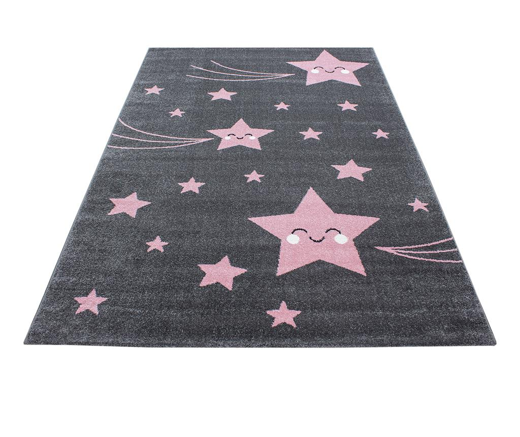 Covor Night stars Pink 120x170 cm - Ayyildiz Carpet, Roz