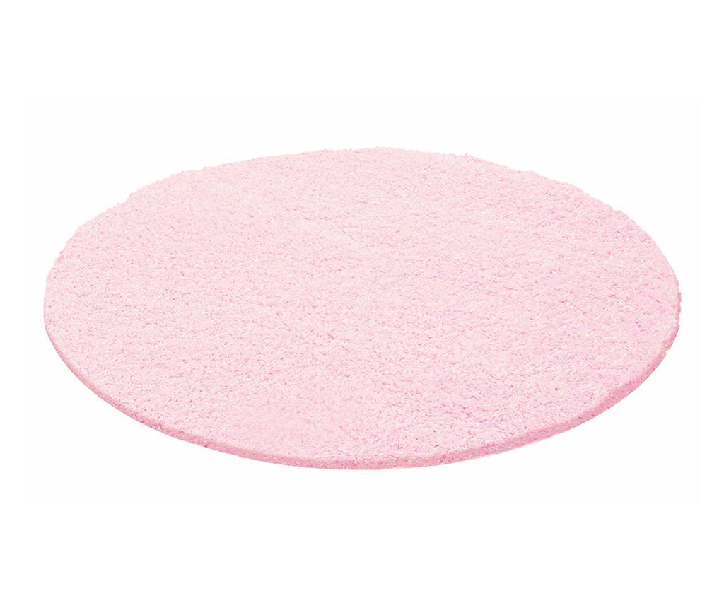 Covor Life Round Pink 160 cm - Ayyildiz Carpet, Roz imagine