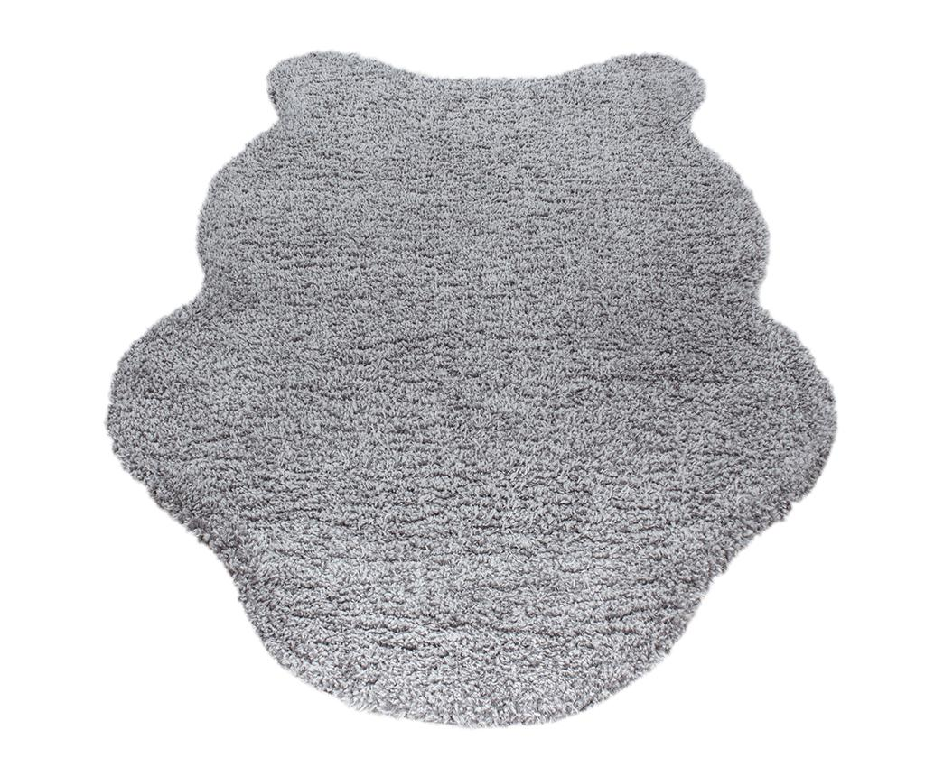 Covor Schaffel Light Grey 80x120 cm