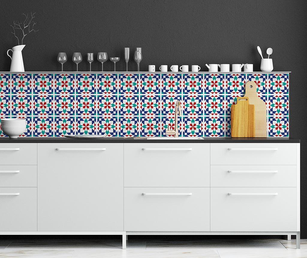 Set 24 stickere Marrakech imagine