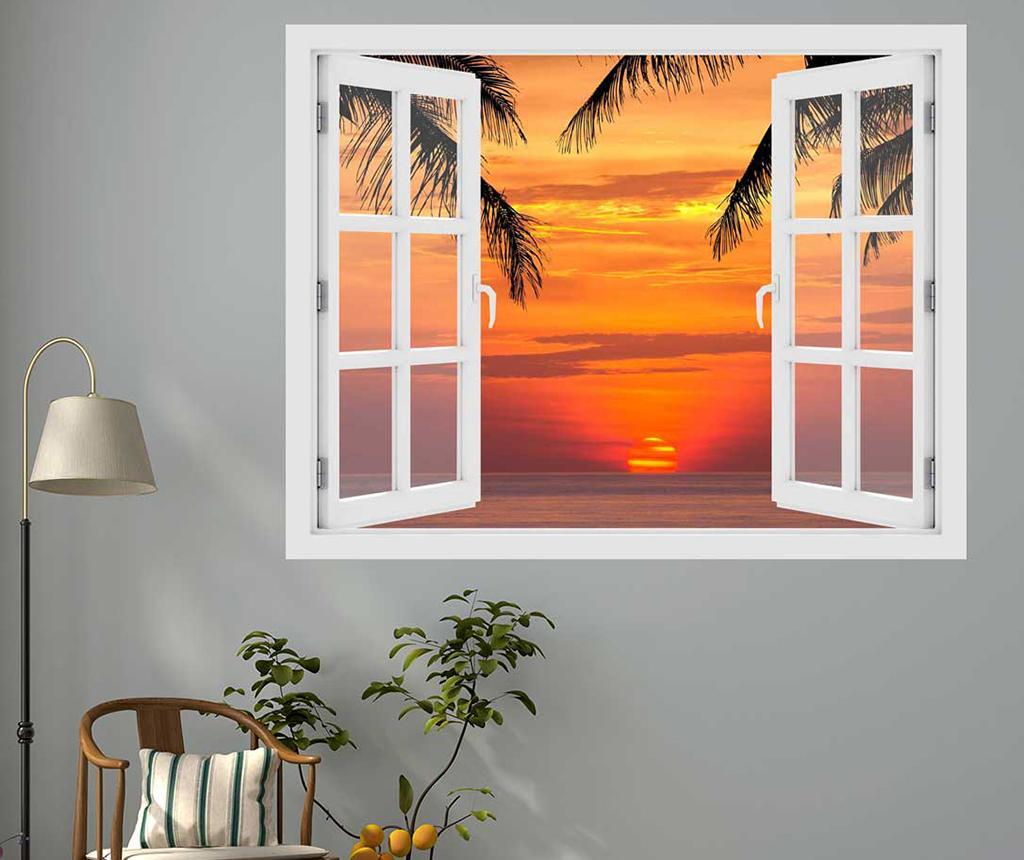 Sticker 3D Window Thailand Phuket imagine