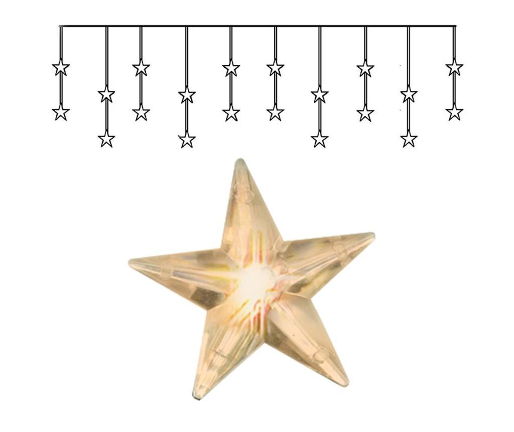Ghirlanda luminoasa Star Curtain 180 cm imagine