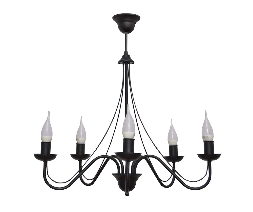 Candelabru Malbo Black Five imagine