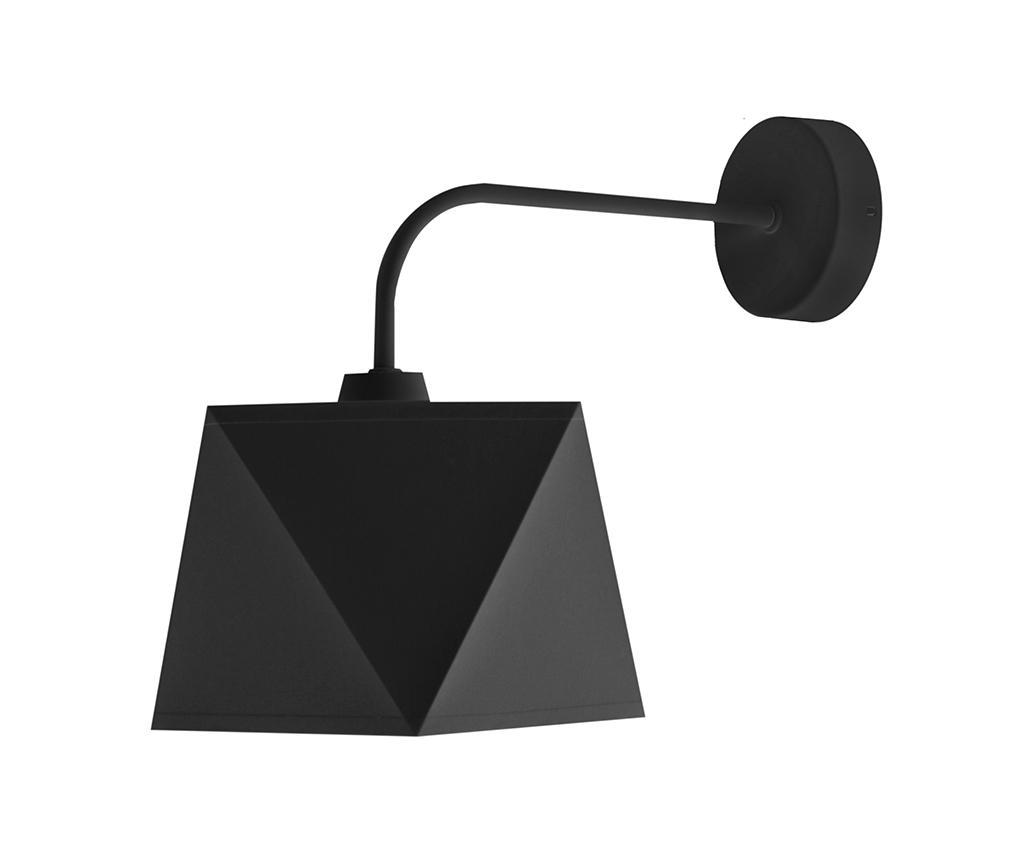 Aplica de perete Adamant Black - Helam, Negru de la Helam