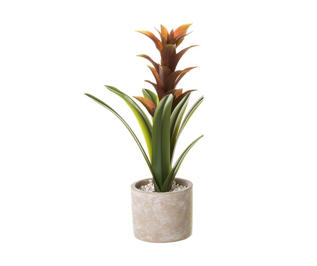 Floare artificiala in ghiveci Jemima - Casa Selección imagine
