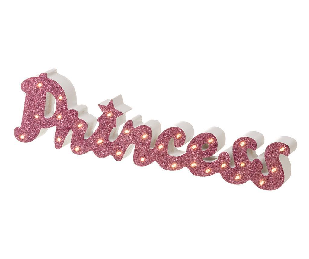 Decoratiune luminoasa de perete Princess