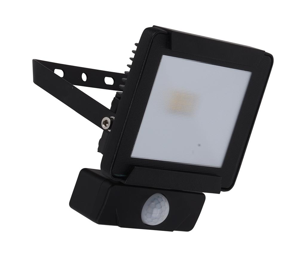 Lampa de exterior cu senzor de miscare Myron - Näve, Negru