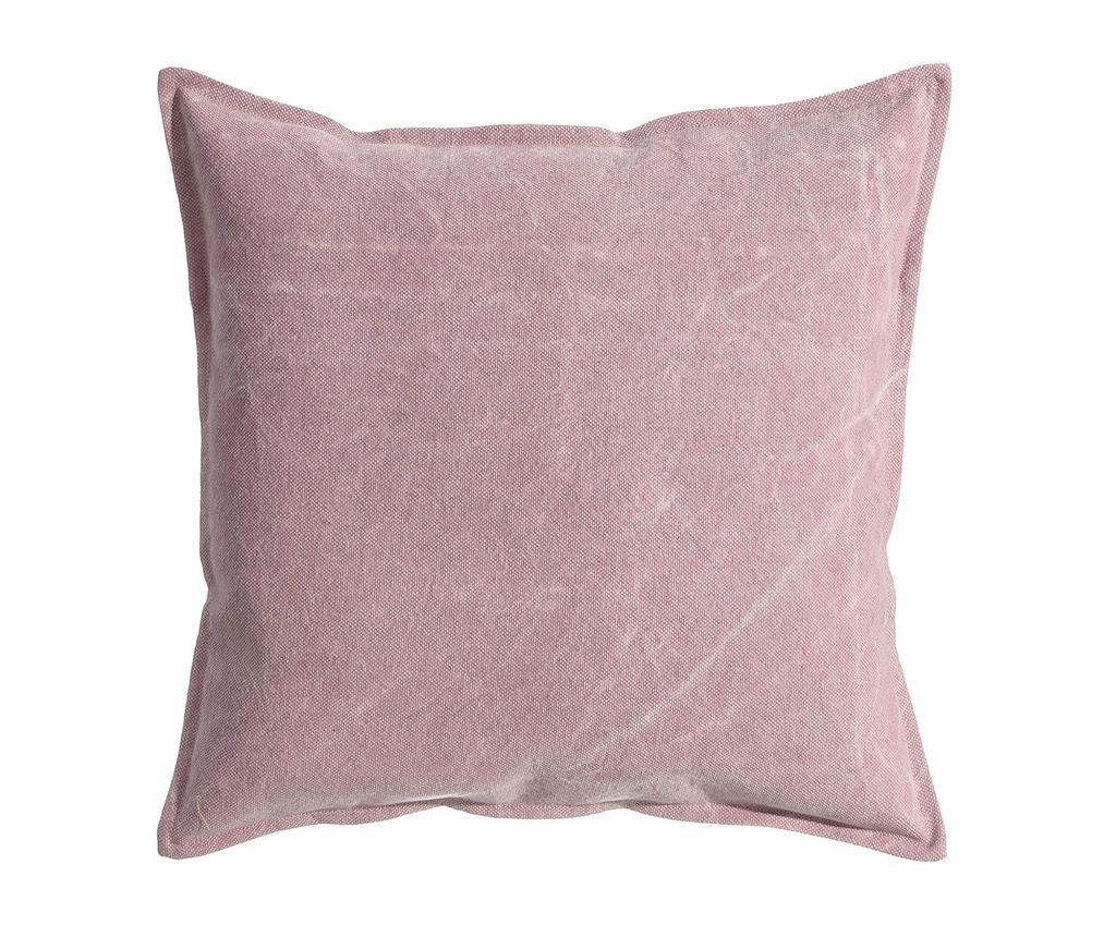 Perna decorativa Anette Light Pink 45x45 cm - Ixia, Roz vivre.ro