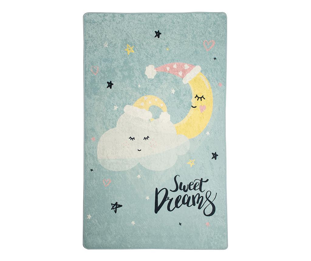 Covor Sweet Dreams 100x160 cm - Chilai, Multicolor