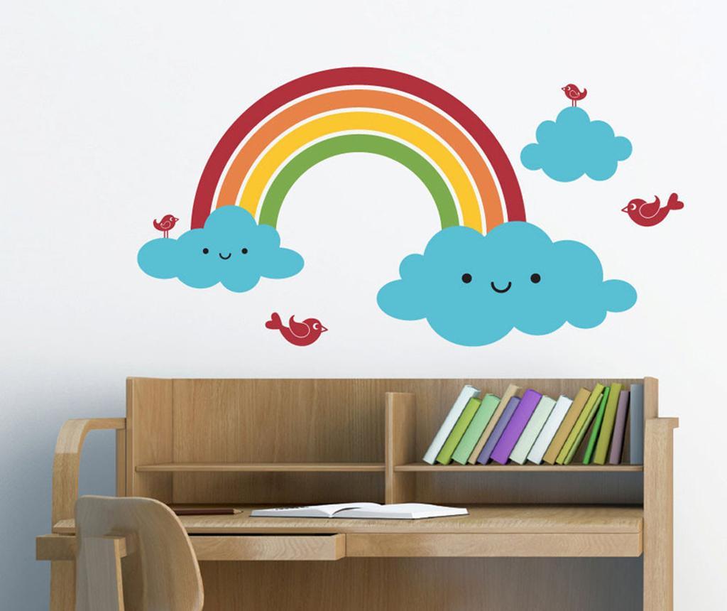 Sticker Rainbow imagine