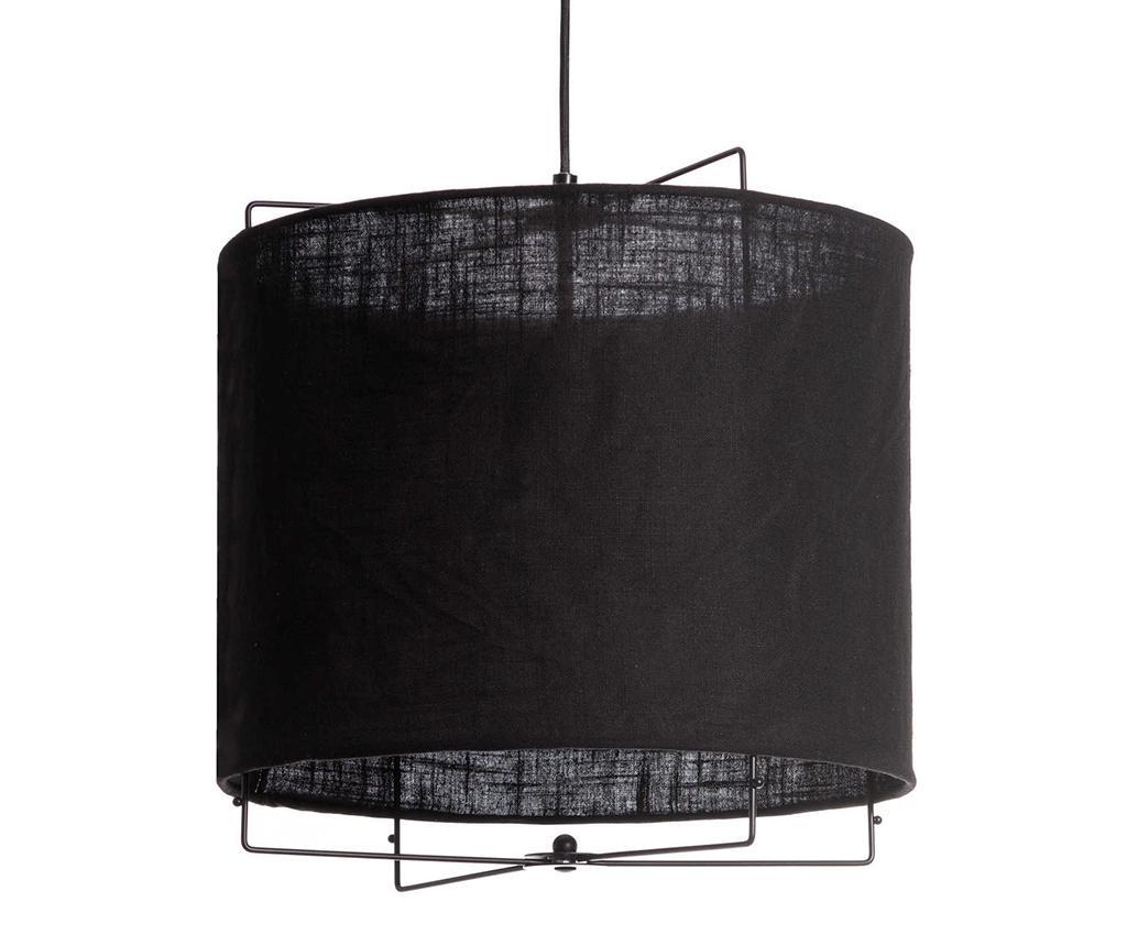 Lustra Cages Black - Ixia, Negru imagine