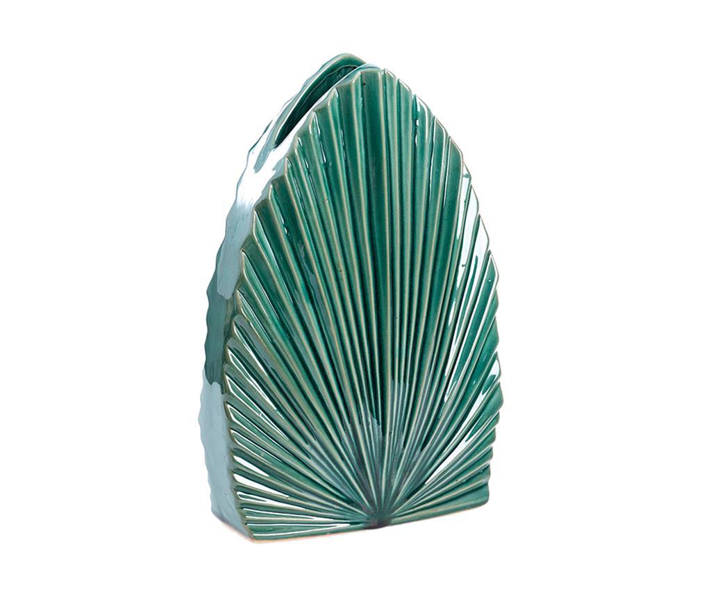 Vaza Leaf S - Garpe Interiores, Verde