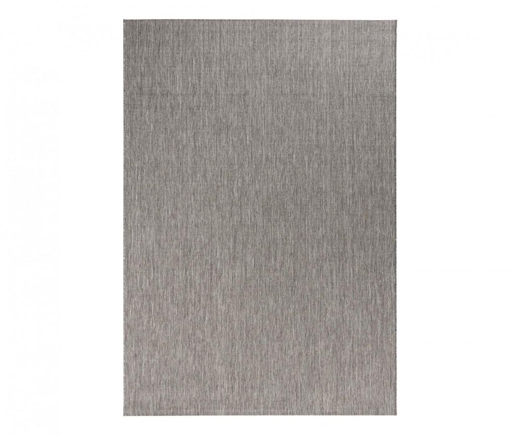 Exteriérový koberec Meadow Match Anthracite 80x200 cm.