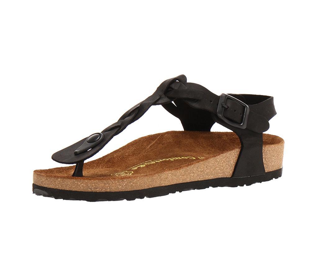 Sandale dama Grizeln Black 41