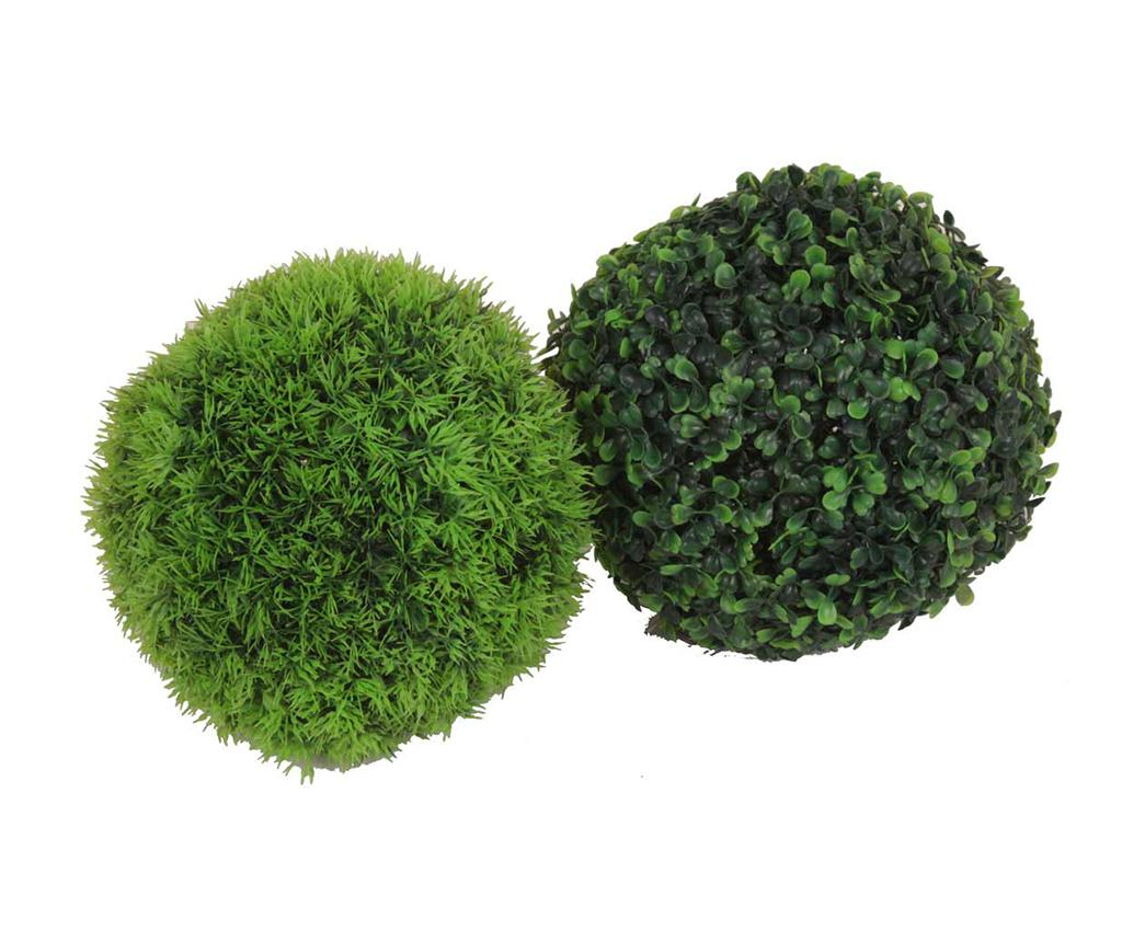 Set 2 plante artificiale Grass