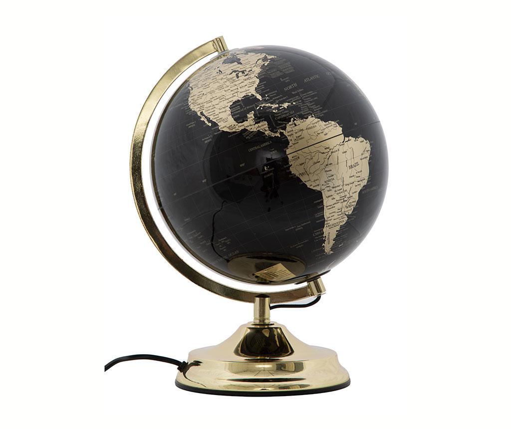 Decoratiune Luminoasa Globe Black