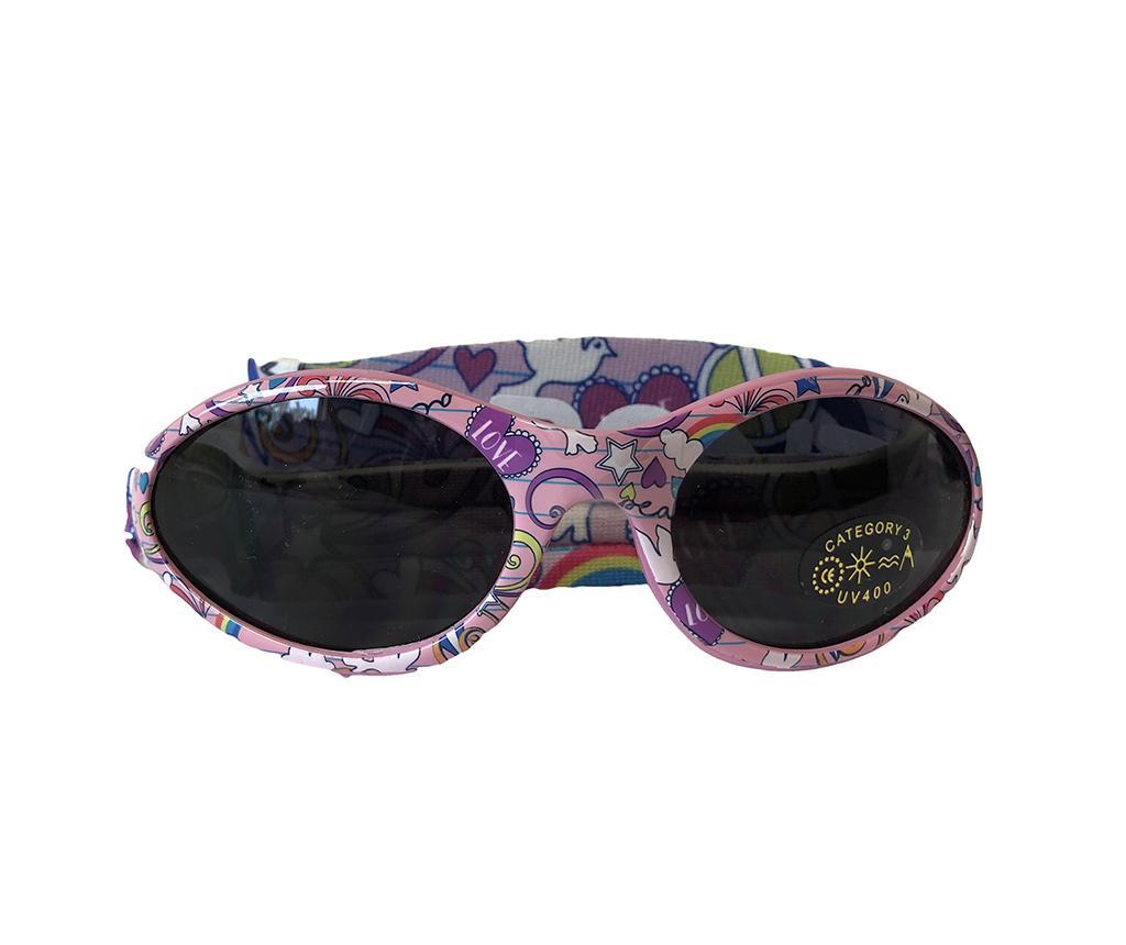 Ochelari de soare copii Banz Bubzee Peace 2-5 ani