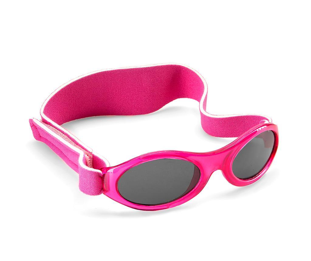 Ochelari de soare copii Banz Bubzee Petal Pink 0-2 ani