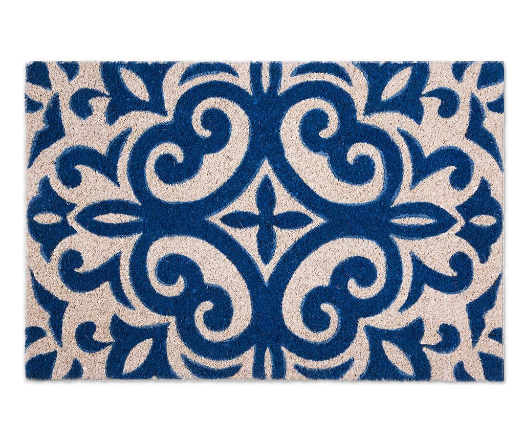 Covoras de intrare Amalfi 40x60 cm - Excelsa, Albastru poza