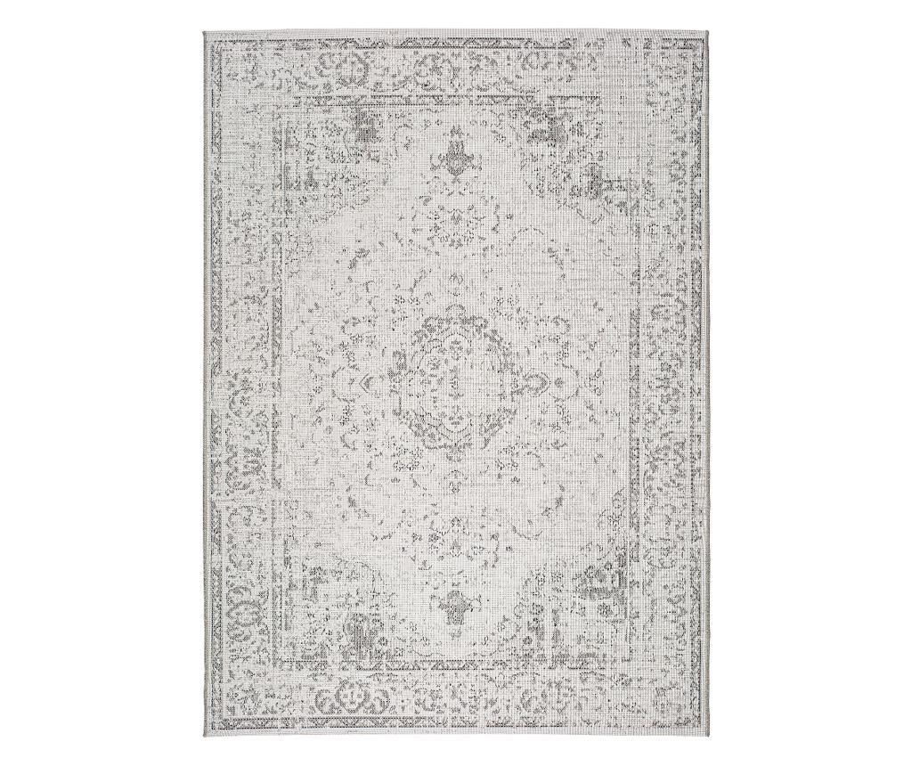 Covor Weave Oray 155x230 cm - Universal XXI, Gri & Argintiu imagine
